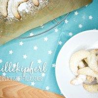 Vanillekipferl - ein Weihnachtszeit-Klassiker!