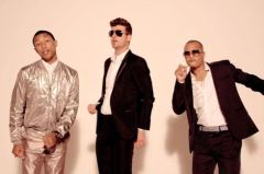 Pharrell, Thicke, TI - allhiphop