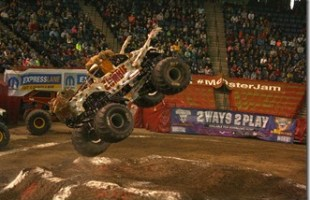 Monster Jam Fun for the Whole Family