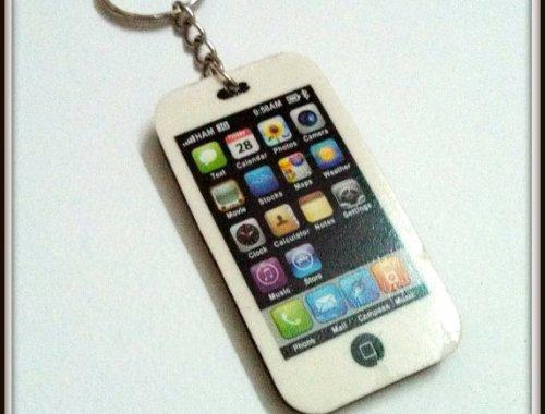 iphone keychain making tutorial