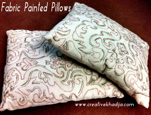 fabric-painted-pillows-diy