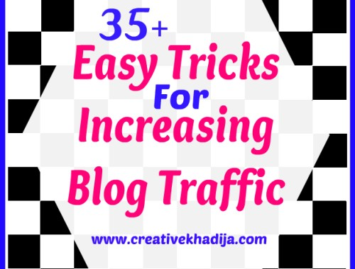 31+ Tips-Tricks on How To Increase Blog Traffic