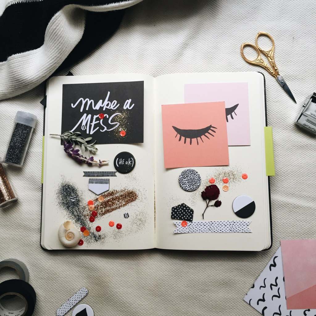 temporary mood boards diy creativestay