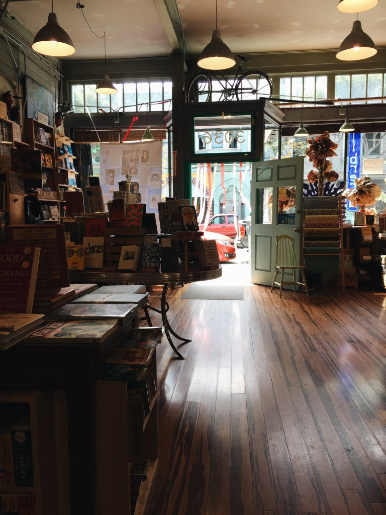 san francisco bookstore creative stay alley cat books