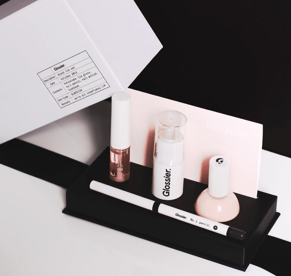 glossier creativestay 2016 holiday gift guide indie creative diy christmas