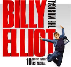 "Film Academy Graduate Ethan Major played Michael on the ""Billy Elliot"" Broadway Tour"
