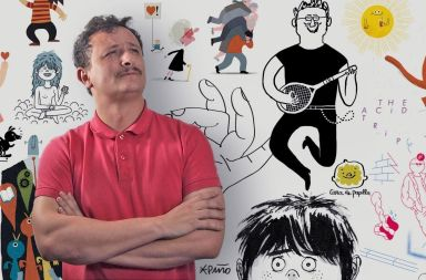 entrevista a Puño, David Peña