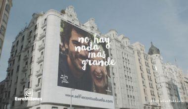 Hazte un #SelfieConTuAbuela