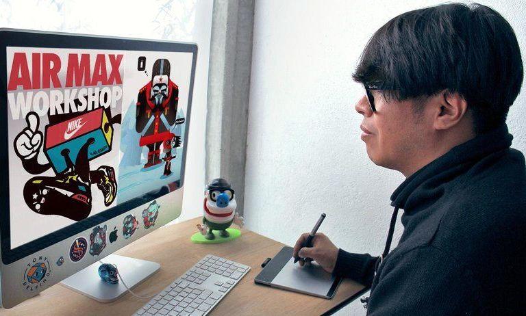 mr kone ilustrador mexicano