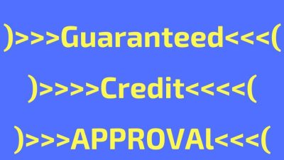 Guaranteed Credit Approval Fast Payday Loans up to $2,500!!! GUARANTEED PAYDAY LOANS NO MATTER ...