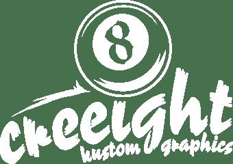 creeight - kustom graphics