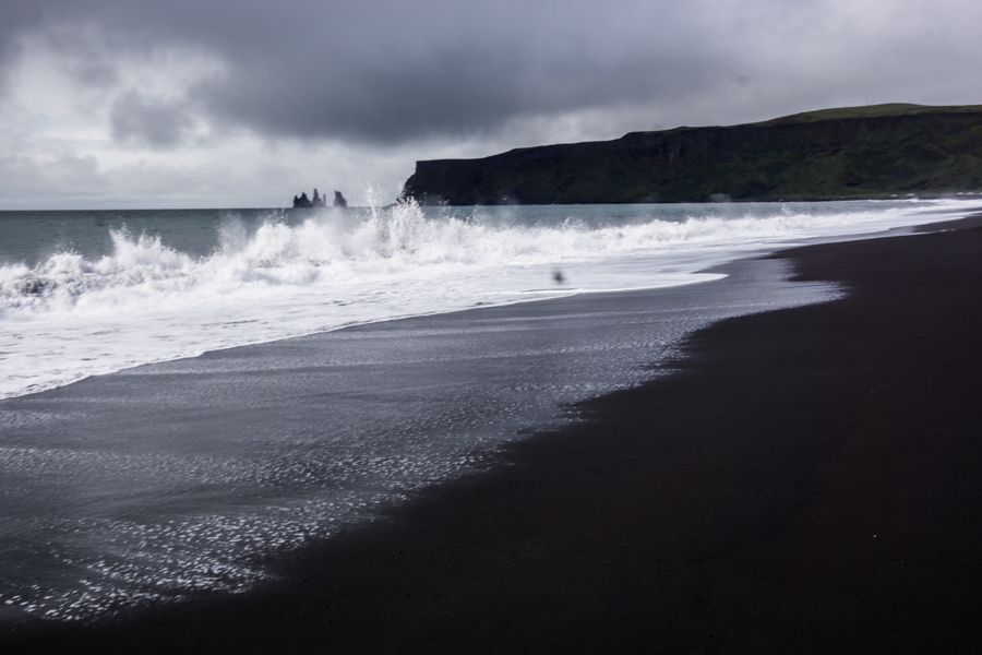 Iceland day 2 stuck a truck a black beach and a white for How many black sand beaches in the world