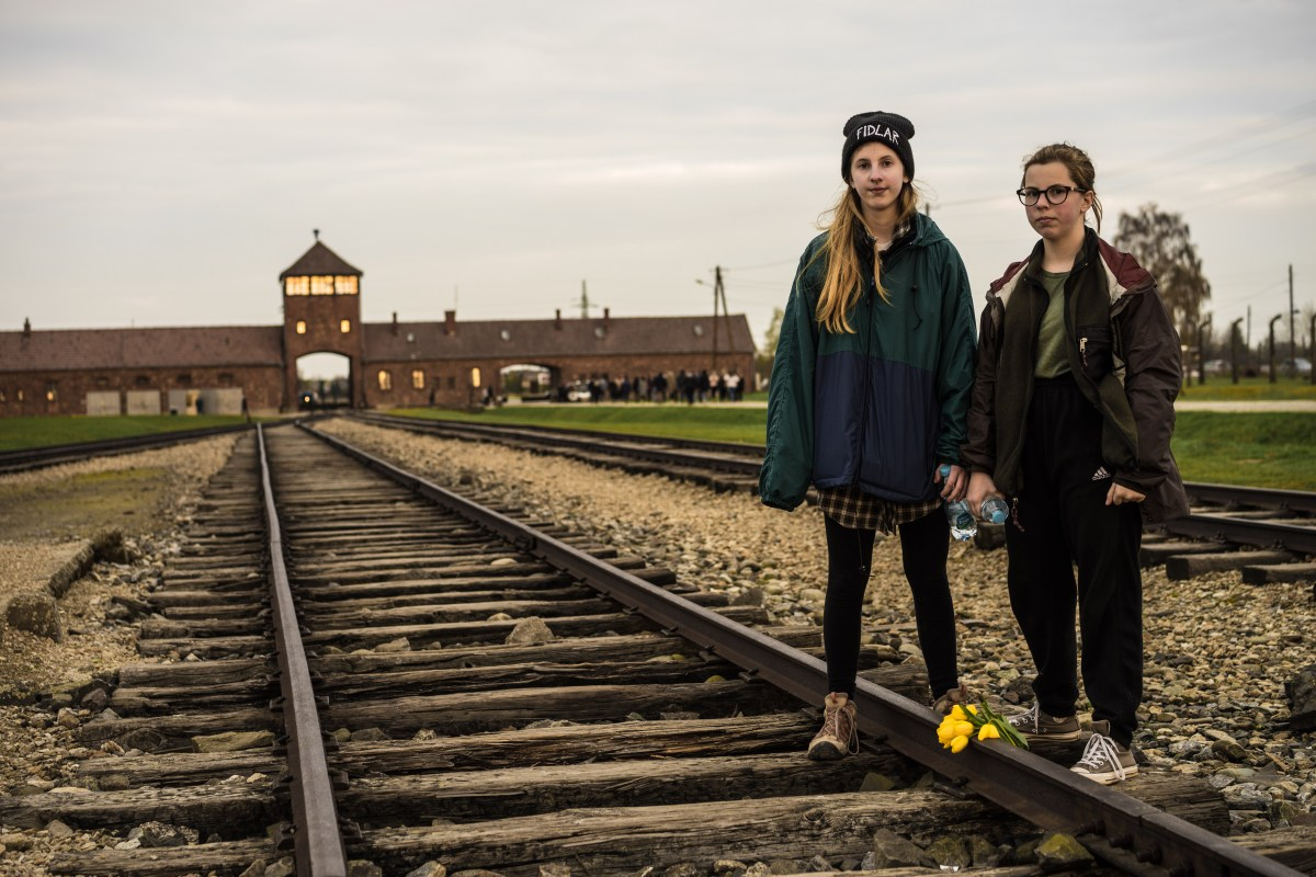 Day 3: Poland:  Auschwitz