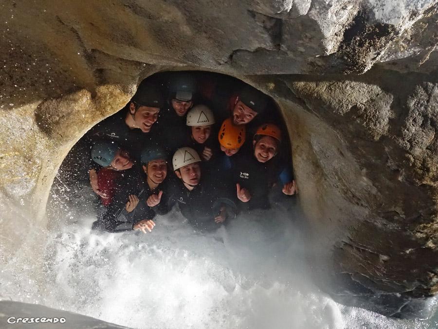 Canyon des Hautes-Alpes