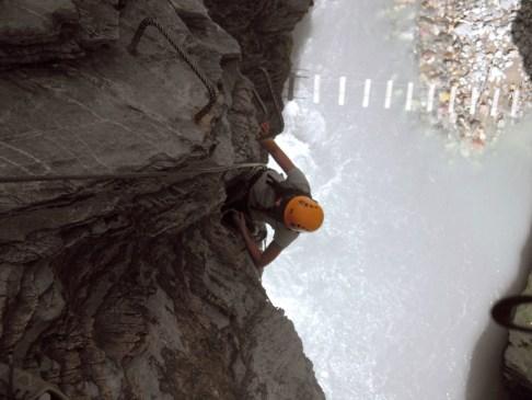 Sorties Via ferrata Durance - parcours sportifs