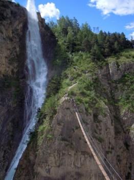 Sorties Via ferrata Durance - parcours sportifs dans les Hautes Alpes