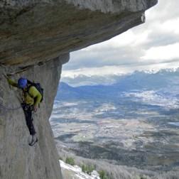 Stage d'escalade Hautes Alpes - Natilik à Céüse