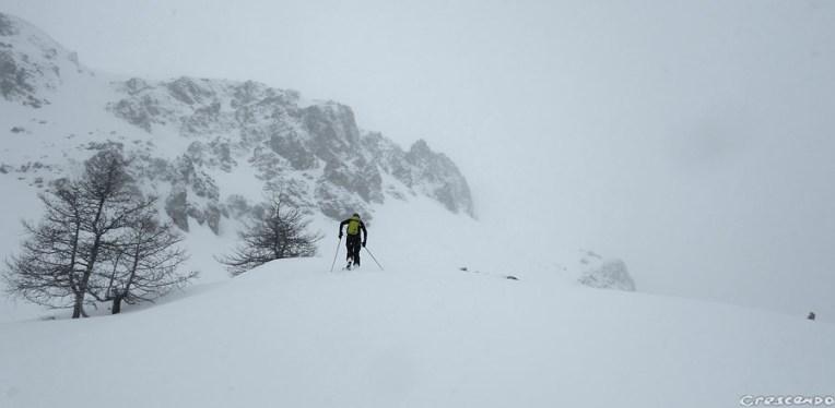Queyras ski