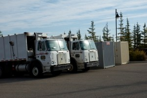 City of Calgary and Techno Trash ready for deposits