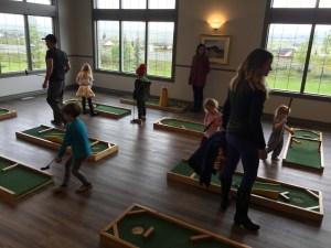 Crestmont Kids Day Mini Golf