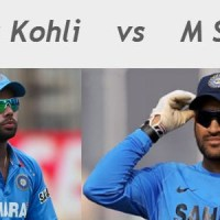 Virat Kohli vs Mahendra Singh Dhoni – should we compare?