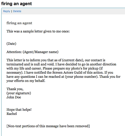 employment agency agreement - Cover Letter To Staffing Agency