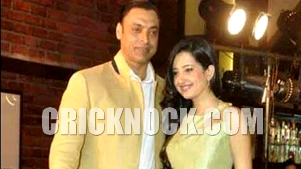 Shoaib Akhtar Gets Married | Exclusive Pictures