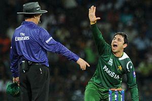 Pakistani Bowler Saeed Ajmal Banned by ICC