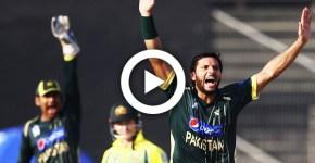 Pakistan vs Australia 1st ODI Cricket Highlights