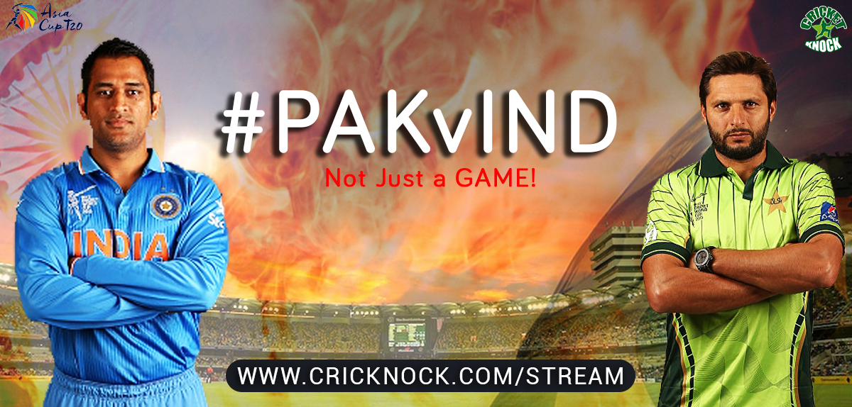 Watch Pakistan Vs India Asia Cup T20 2016 Highlights