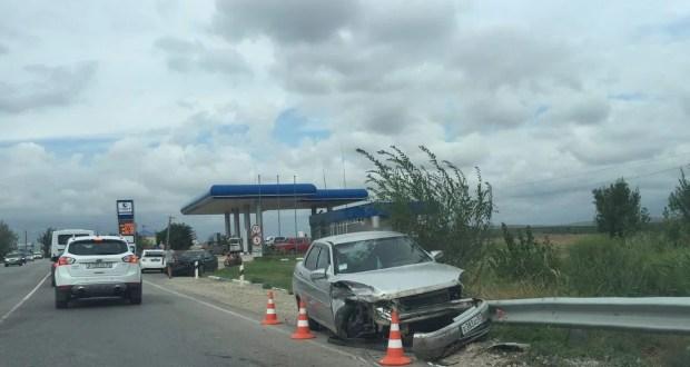 ДТП в Крыму: 26 августа