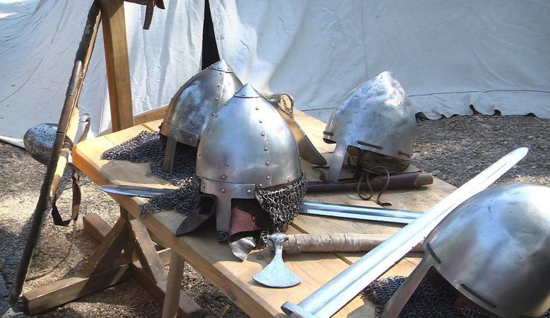 Ввоенно-историческом фестивале вКрыму участвует тысяча реконструкторов-туристов