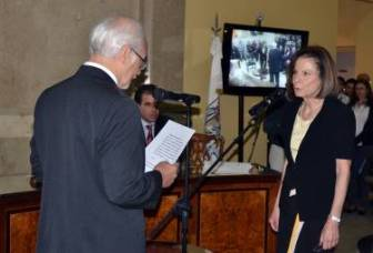La nueva juez integró tribunales internacionales.
