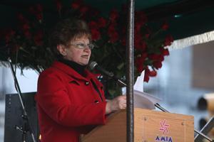 Sofía Guterman criticó con dureza al canciller Timerman.