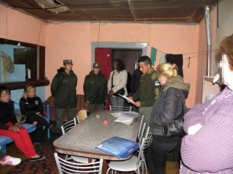 Fueron rescatadas tres mujeres dominicanas y cuatro argentinas.