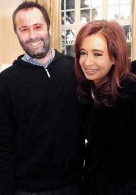 Molina tiene buena relación con la Presidenta.