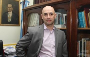 Ocampo es el actual presidente de la Comisión de Justicia de la Legislatura.