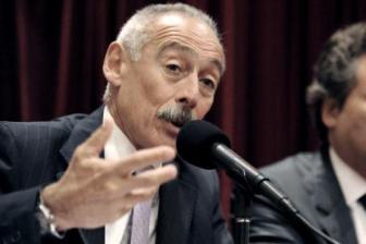 Sbatella realizó la presentación ante el juez Ercolini.