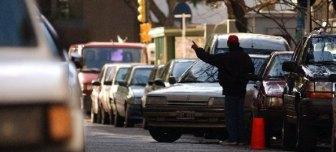 Los trapitos integran mafias callejeras.