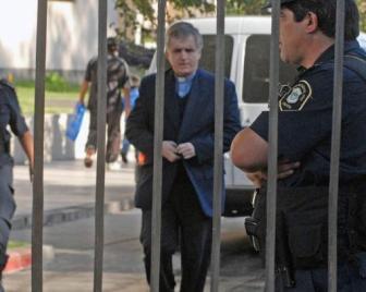 Grassi está preso desde octubre.
