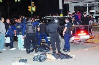 La tasa de homicidios de Rosario triplica a la de todo el país.
