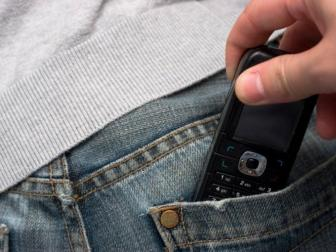 El robo de teléfonos es creciente.