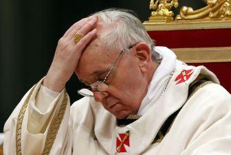 Francisco, conmovido por la muerte de David.
