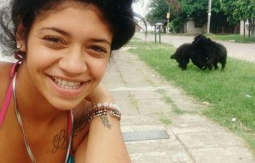 Araceli estaba desaparecida desde l 2 de abril.