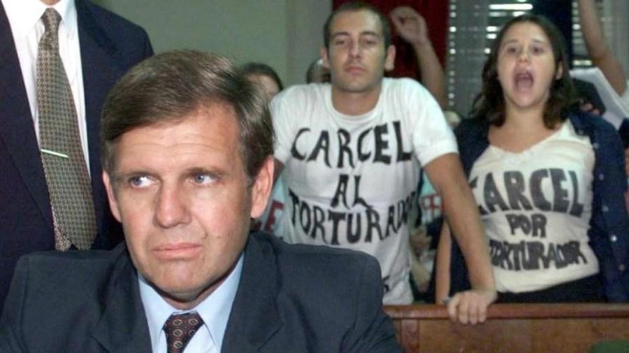 Astiz fue condenado a prisión perpetua.