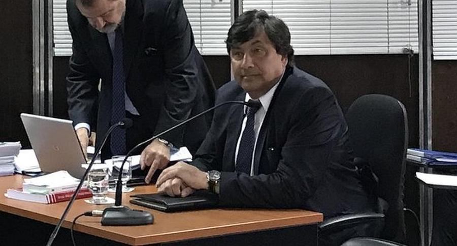 Freiler durante el jury.