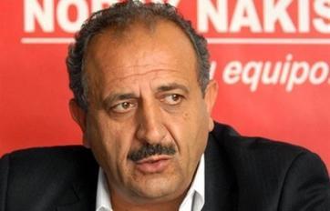 Nakis es el vicepresidente del Rojo.