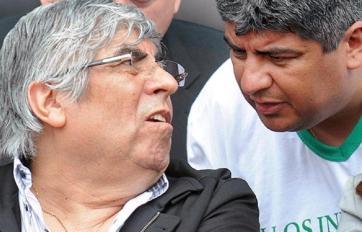 Pablo y Hugo Moyano están siendo investigados.