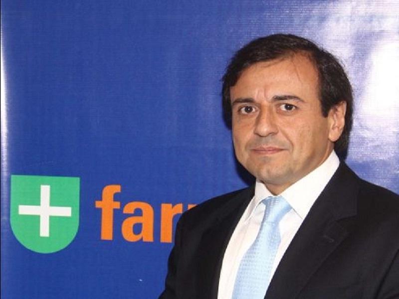 Quintana es el fundador de Farmacity.