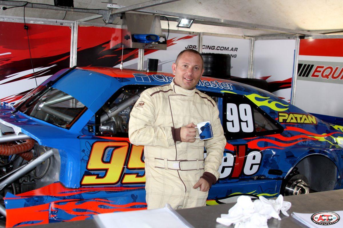 Dalessio compitió en categorías de TC.